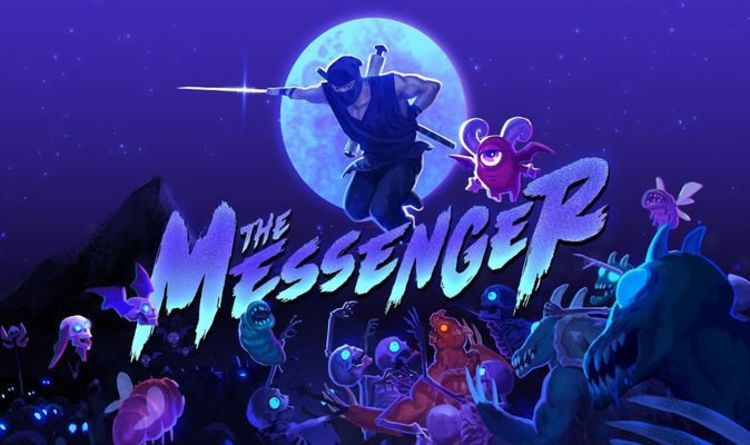 The Messenger PS4 review: Cloud-stepping into the golden era(s) of platforming