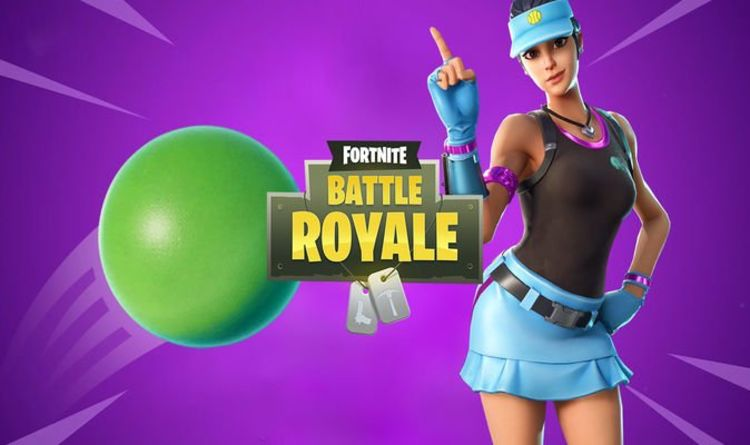 Fortnite bouncy ball: How to get 15 bounces in a single throw for Week 5 challenge