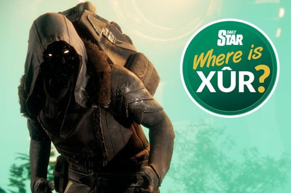Where is Xur? Destiny 2 Forsaken Exotics and Location for Agent of the Nine on March 29