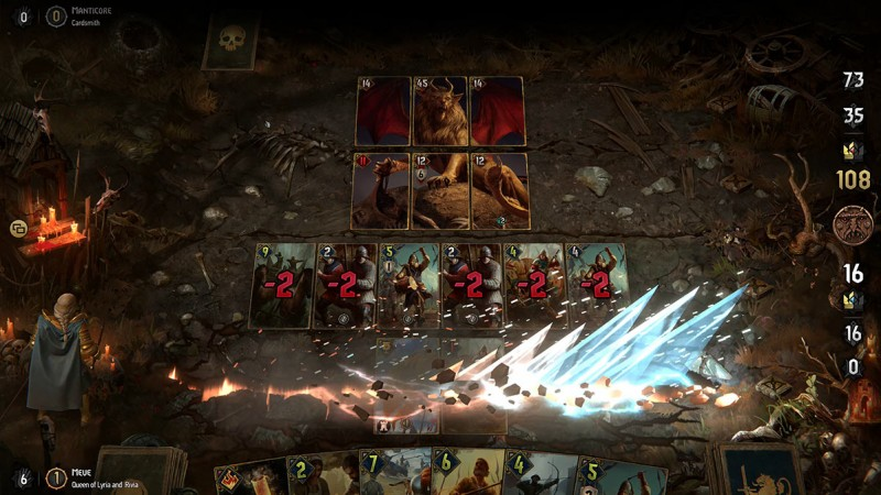 Gwent Arrives On iPhones Later This Year