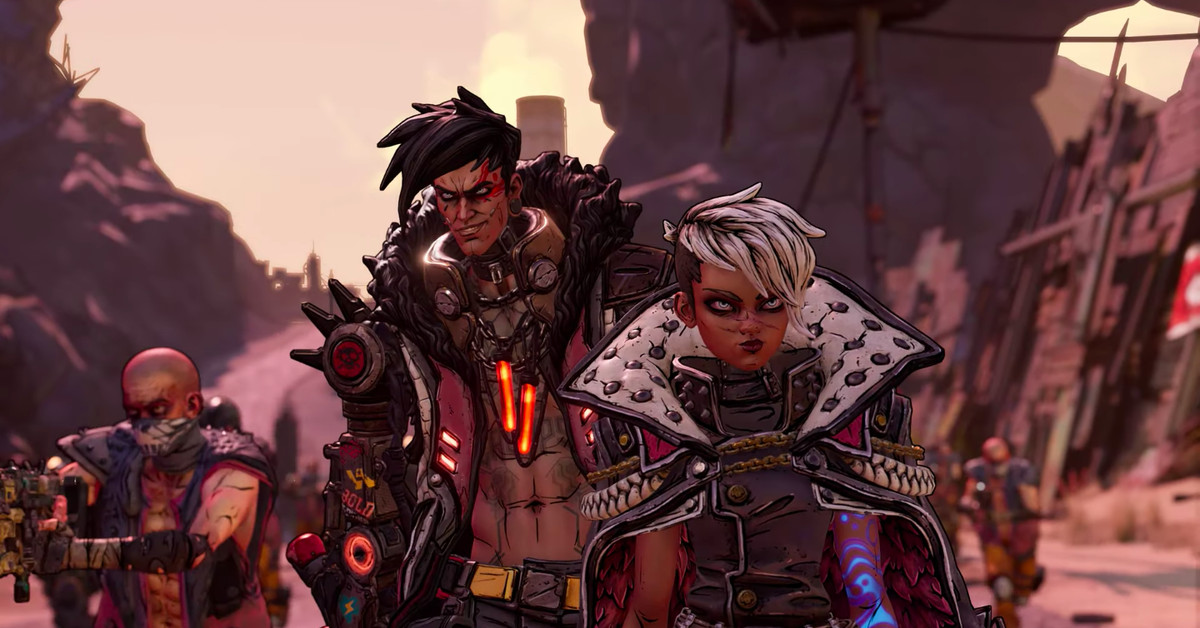 Borderlands 3 announced: watch the first trailer