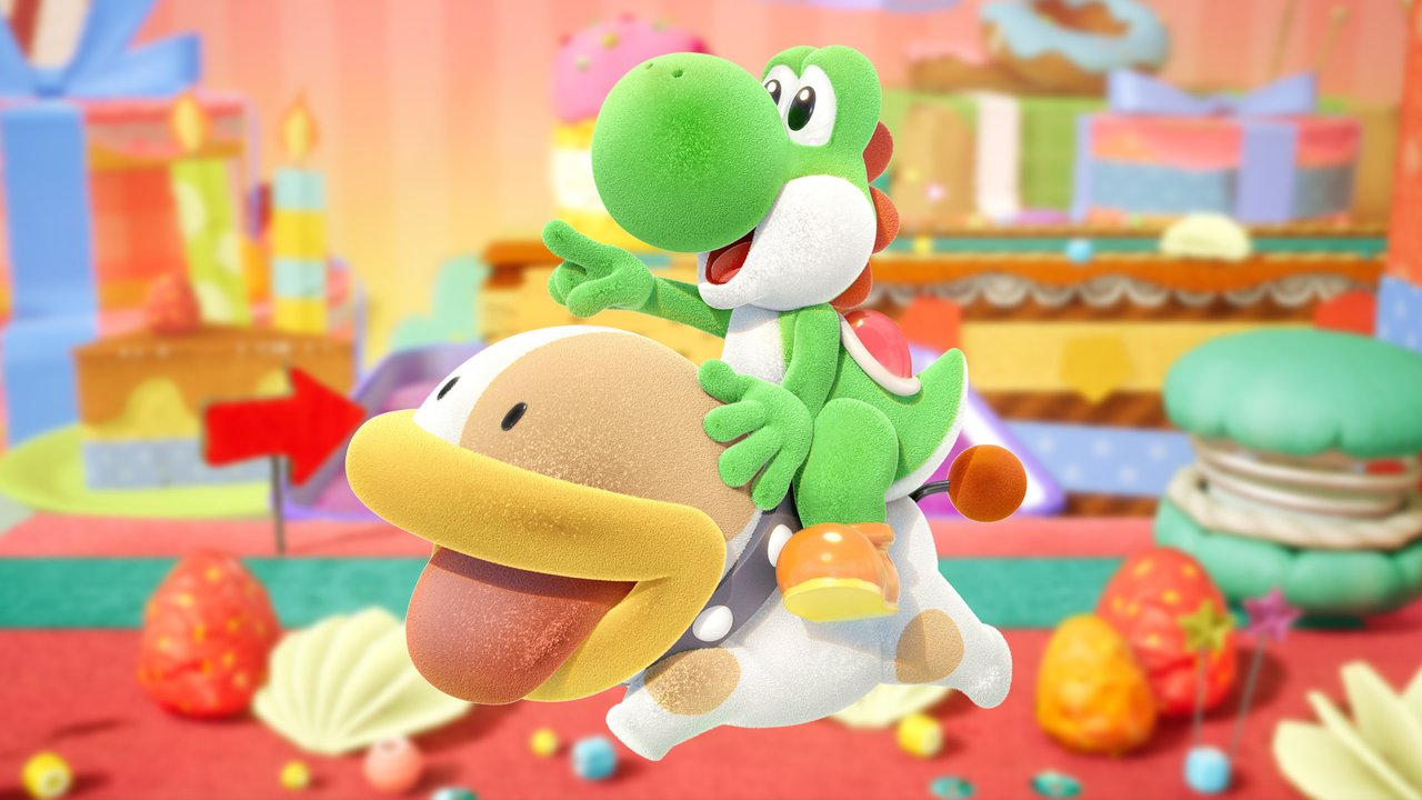 Yoshi's Crafted World Developers Speak on Unreal Engine, amiibo, and More! \u2013 IGN First