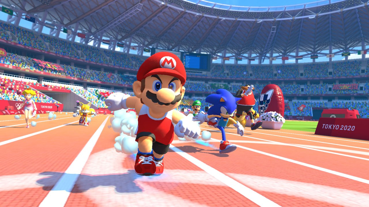 Sega Announces Four New Games Based on the Tokyo 2020 Olympics
