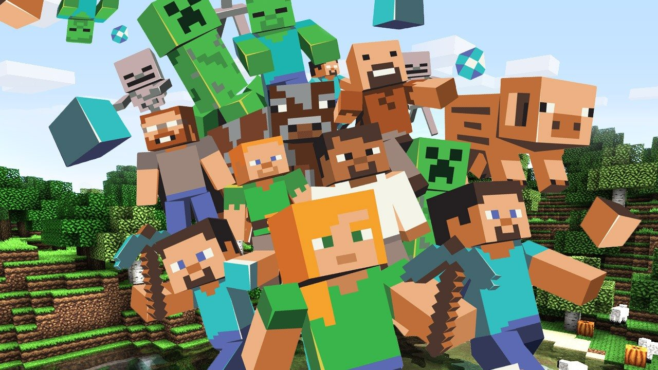 New Minecraft Update Removes Mentions of Notch