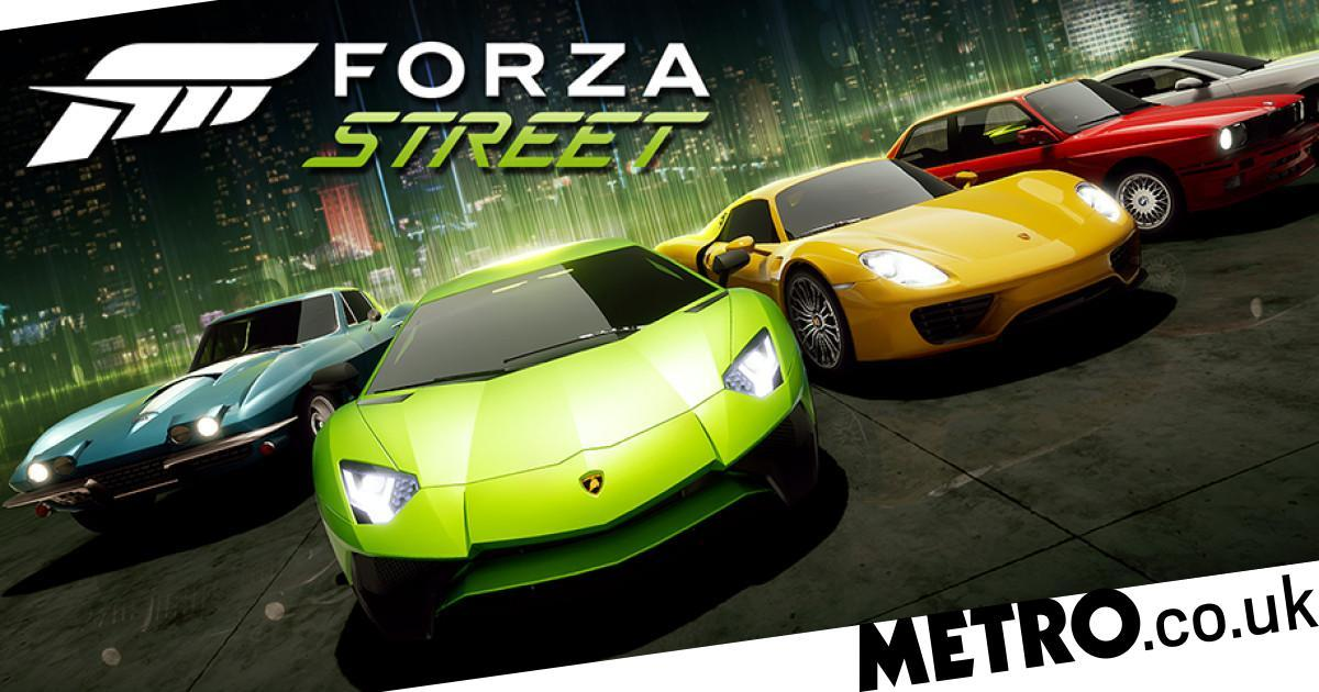 Forza Street announced for smartphones – out now for free on PC