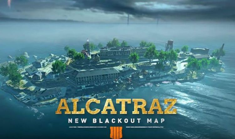 Black Ops 4 Alcatraz Xbox One release date: Launch time, patch notes for Call of Duty map
