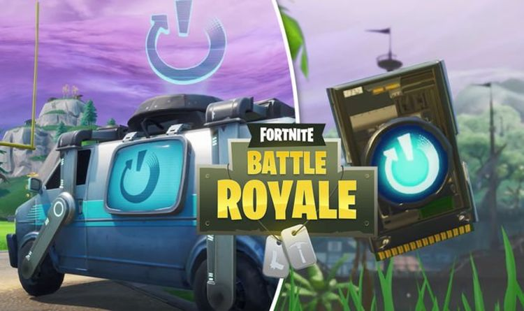 Fortnite update 8.30 early PATCH NOTES: Reboot Van, Reboot Cards, downtime NEWS