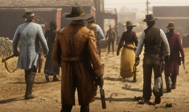 Red Dead Redemption 2 UPDATE following surprise Red Dead Online prediction