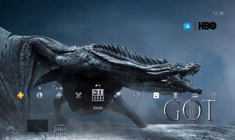 PS4 Game of Thrones theme is here but only for some PlayStation GoT fans