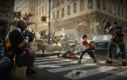 World War Z game REVIEW: Left 4 Dead for the PS4 and Xbox One generation
