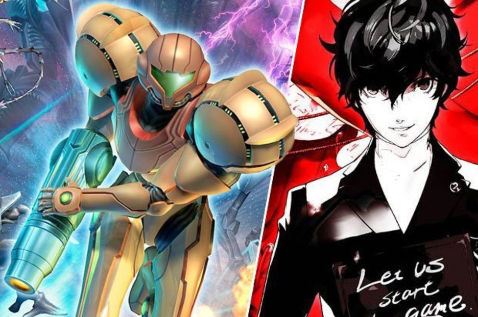 Nintendo Switch games news: Persona 5, Metroid Prime and Link to the Past coming soon?