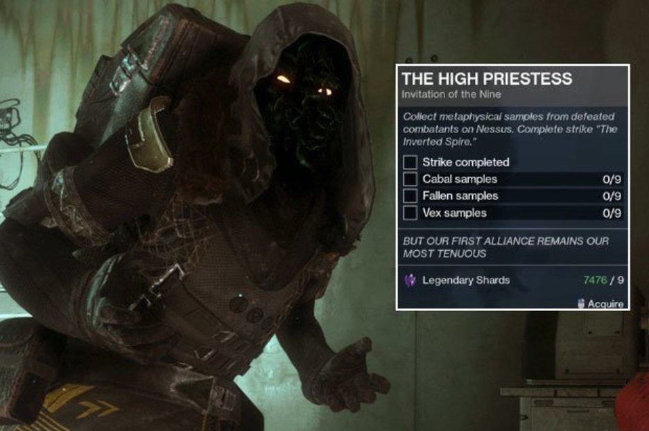 Destiny 2 Invitation of the Nine Xur Quest Steps: How To Get and Complete Week 4 quest