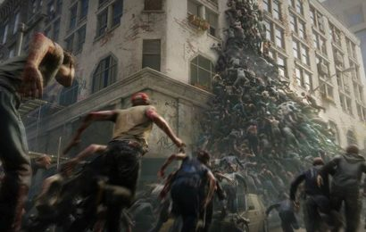 World War Z Review: Left4Dead reborn, or something that should have been left well alone?