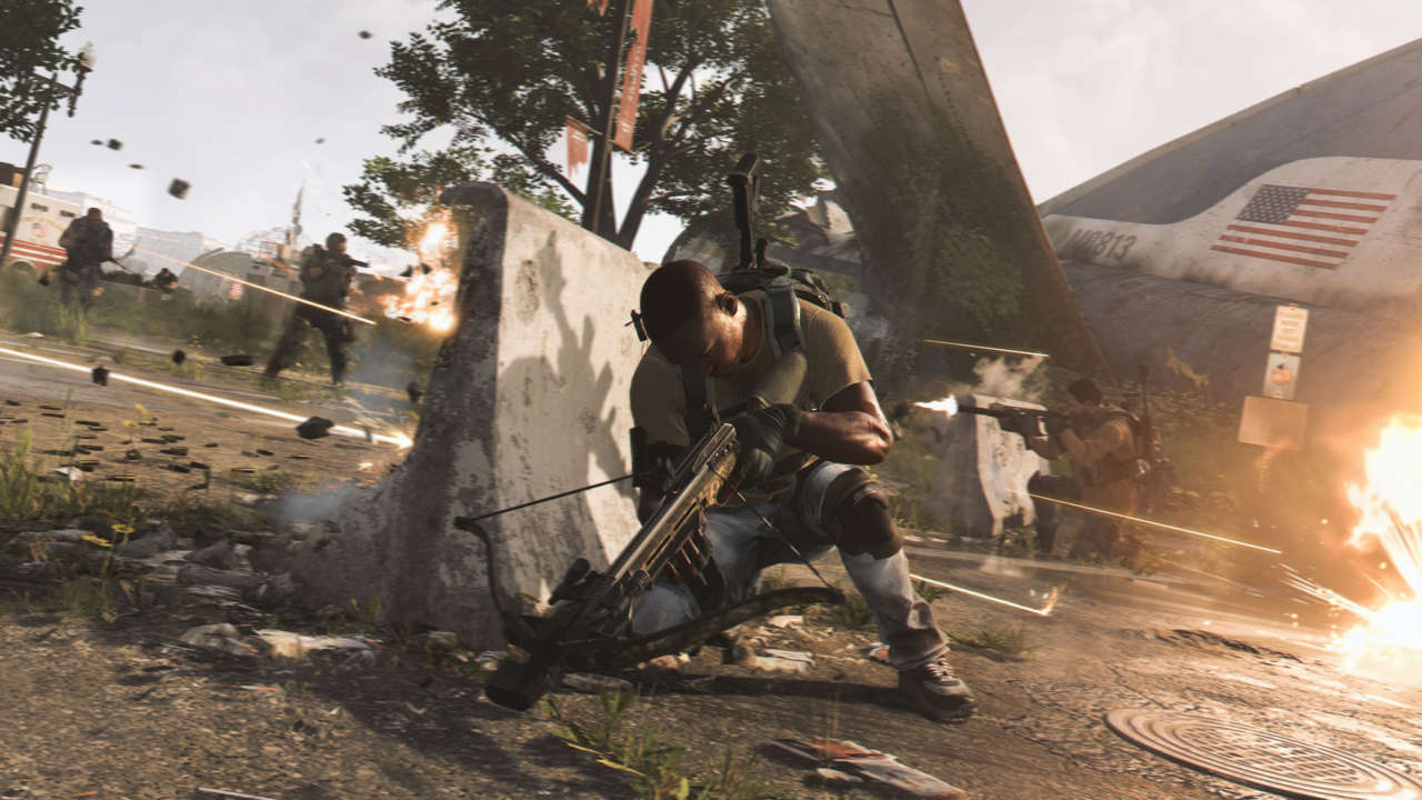 The Division 2 Servers Back Online, Big Update Out Now