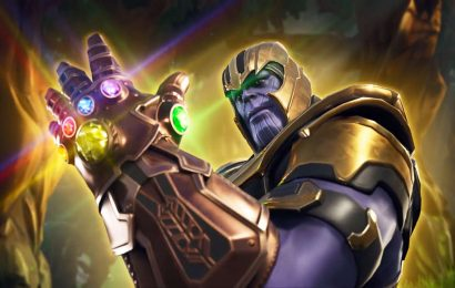 Fortnite Avengers: Endgame Challenges – Collect Infinity Stones For Thanos, Use Iron Man's Repulsors, And More