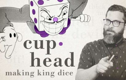 Creating Cuphead's Most Ambitious Boss Fight