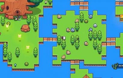 Forager has some of the best grinding in a video game, and that's the point