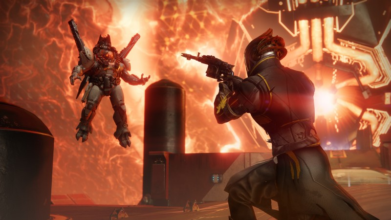 Bungie To Issue Destiny 2 Fix That Blocks Xbox One And PC Players From Equipping PS4-Exclusive Weapon