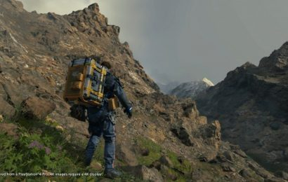 Hideo Kojima Says Death Stranding Emphasizes Connection, More Might Be Shown In A Month