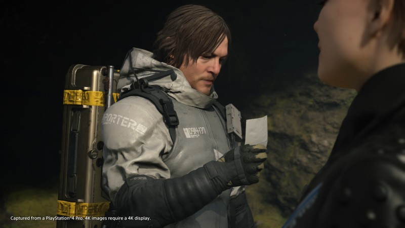 Hideo Kojima And Norman Reedus To Discuss Death Stranding At Tribeca Film Festival