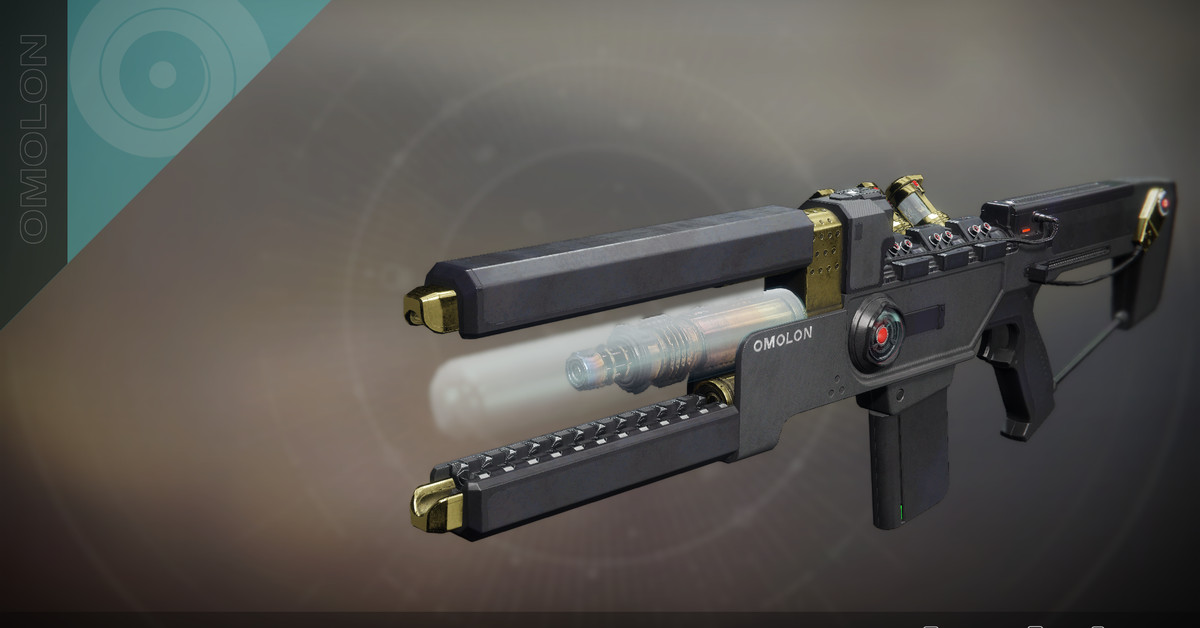 Destiny 2: Forsaken's PS4-exclusive weapon leaks onto Xbox and PC