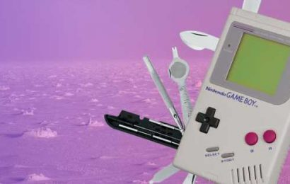 Which Game Boy peripheral will save you?