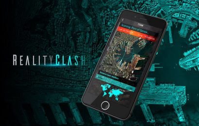 AR Shooter Reality Clash Hits UK and Western Europe