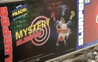 We tried 7-Eleven's Mr. Mime juice and now have questions