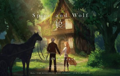 VR Anime Spice and Wolf Delayed Until June