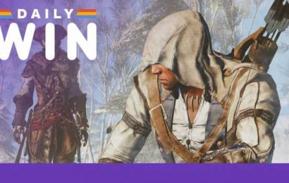 Daily Win: Free PS4 Game – Enter for a Chance to Win Assassin's Creed 3 Remastered for PS4