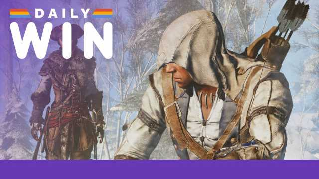 Daily Win: Free Xbox One Game – Enter for a Chance to Win Assassin's Creed 3 Remastered for Xbox One