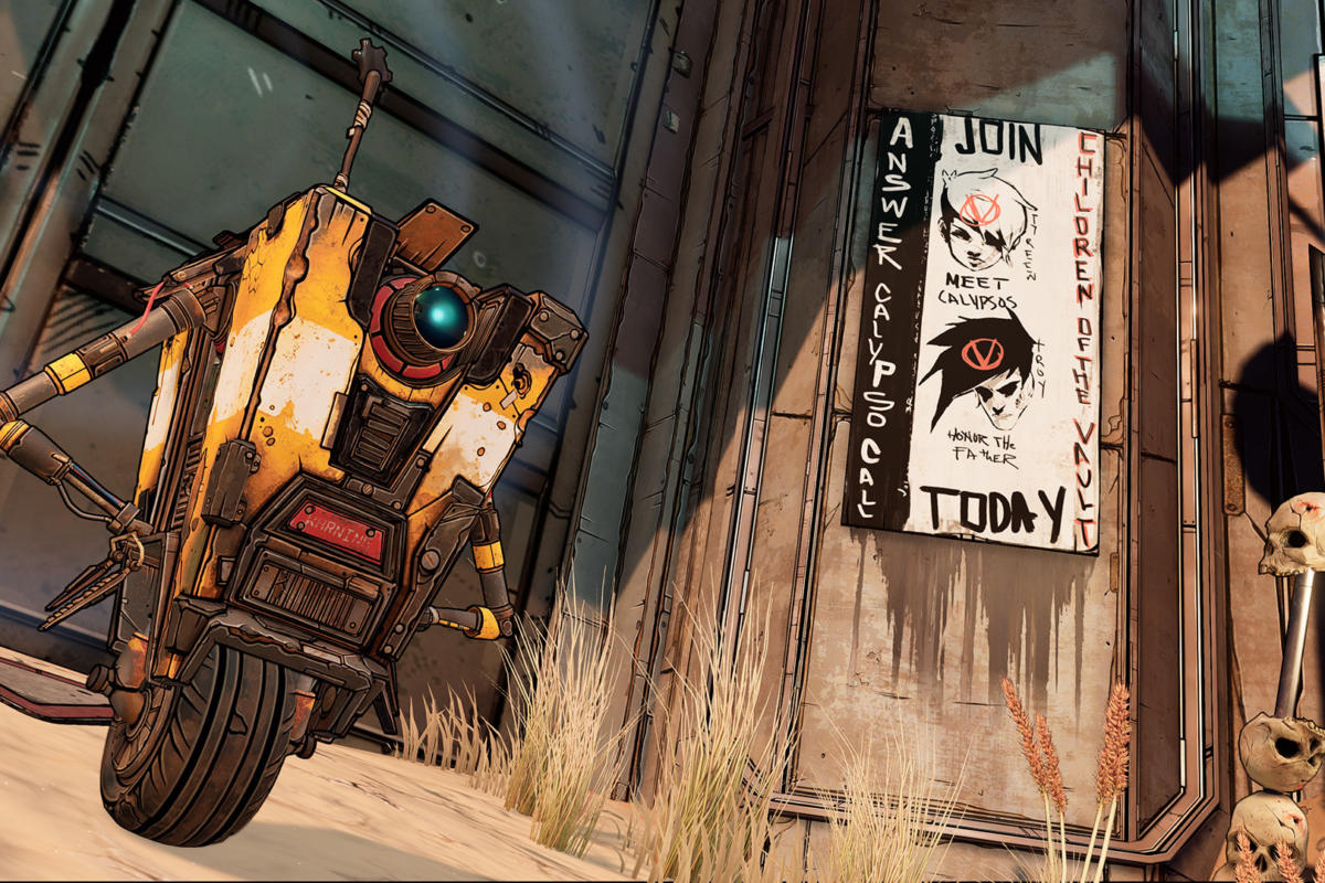 This week in games: Borderlands 3 is an Epic exclusive, Obsidian shows off The Outer Worlds