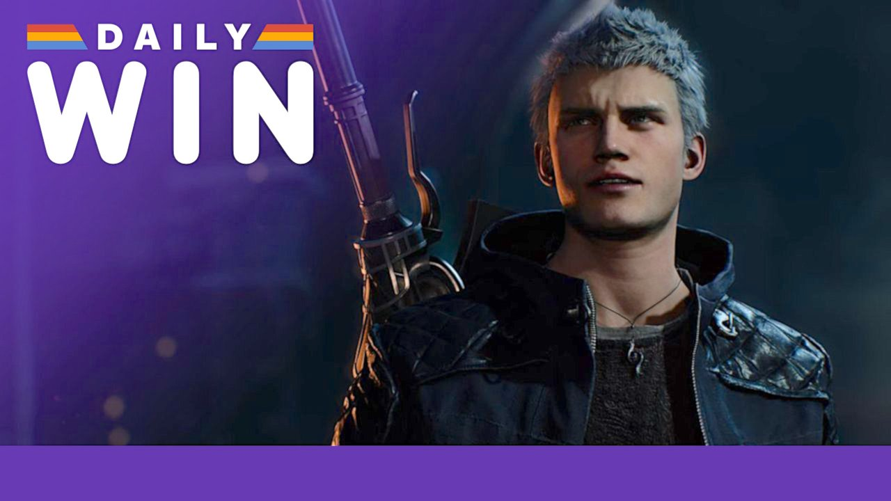 Daily Win: Enter for a Chance to Win Devil May Cry 5 for Xbox One