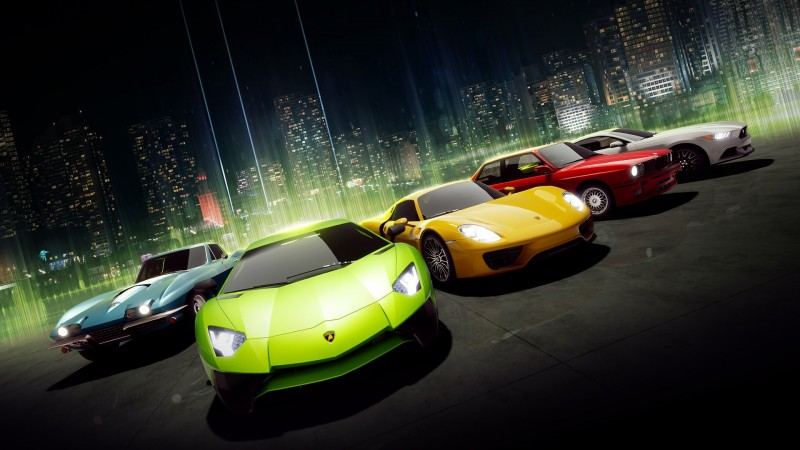 Free-To-Play Forza Street Is Available Now For PC