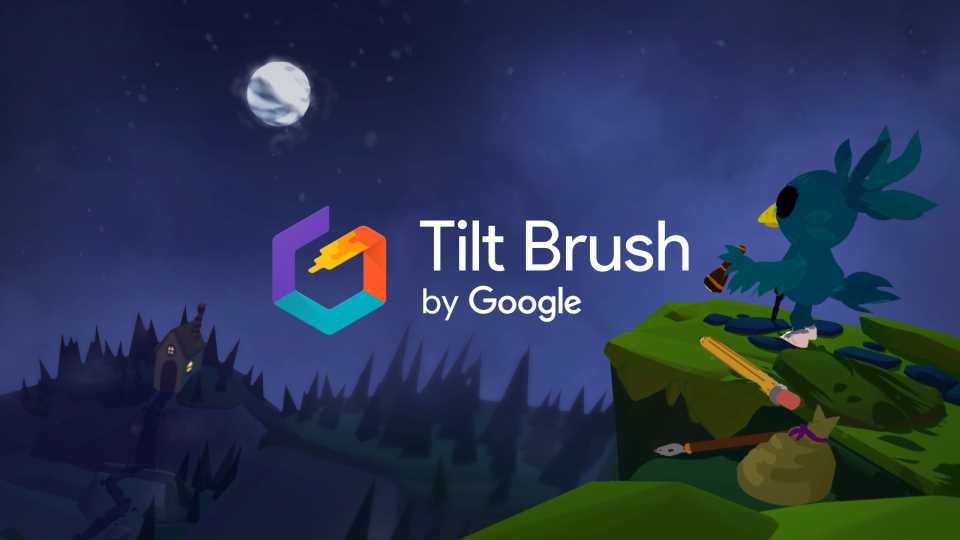 Google's VR Painting App 'Tilt Brush' is Coming to Quest, Cross-Buy with Rift – Road to VR