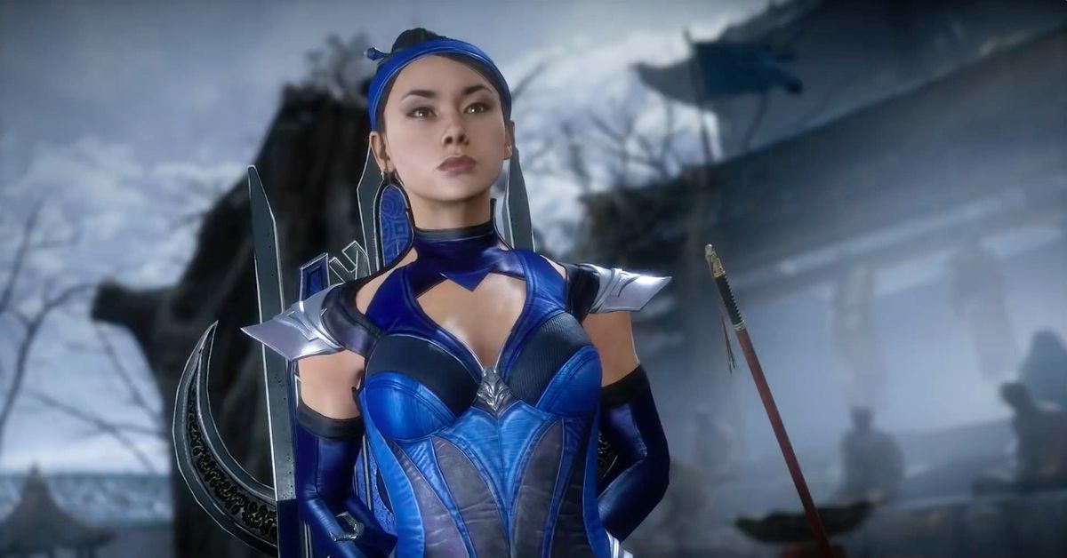 Mortal Kombat 11 Kitana and D'Vorah gameplay revealed