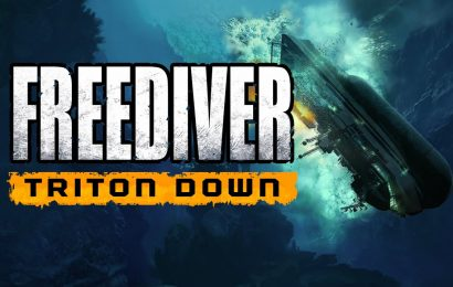 Claustrophobic Underwater Adventure 'FREEDIVER: Triton Down' Coming to PC VR Next Month – Road to VR