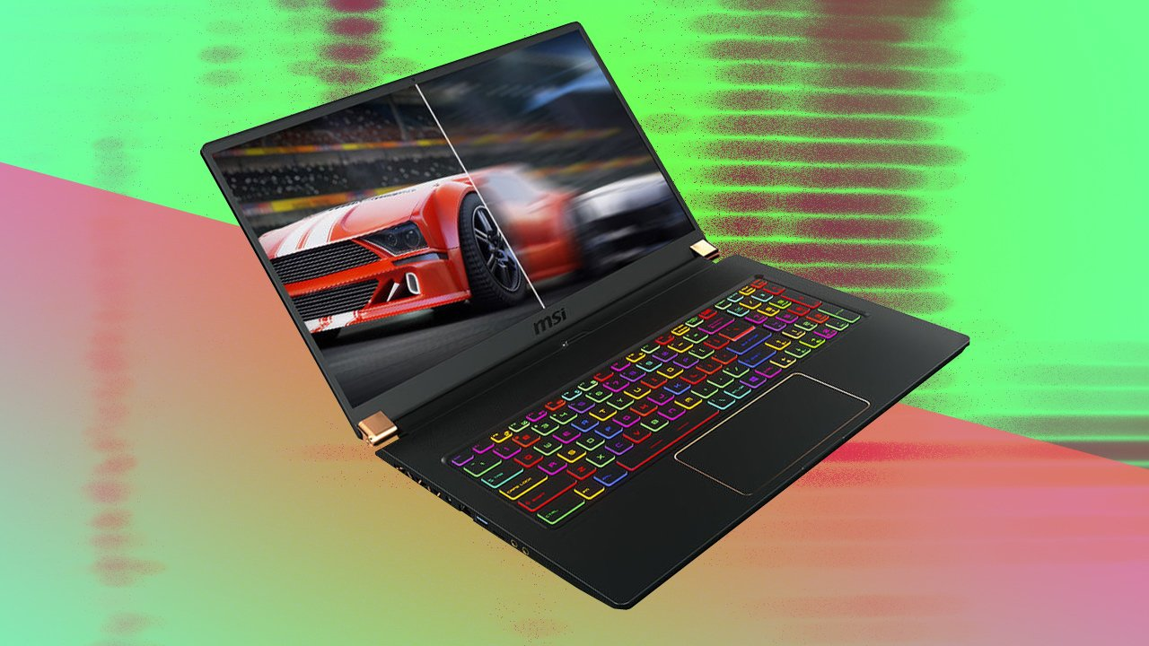 MSI GS75 Stealth Gaming Laptop Review