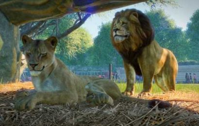 Frontier Developments' next tycoon sim is Planet Zoo, coming this fall