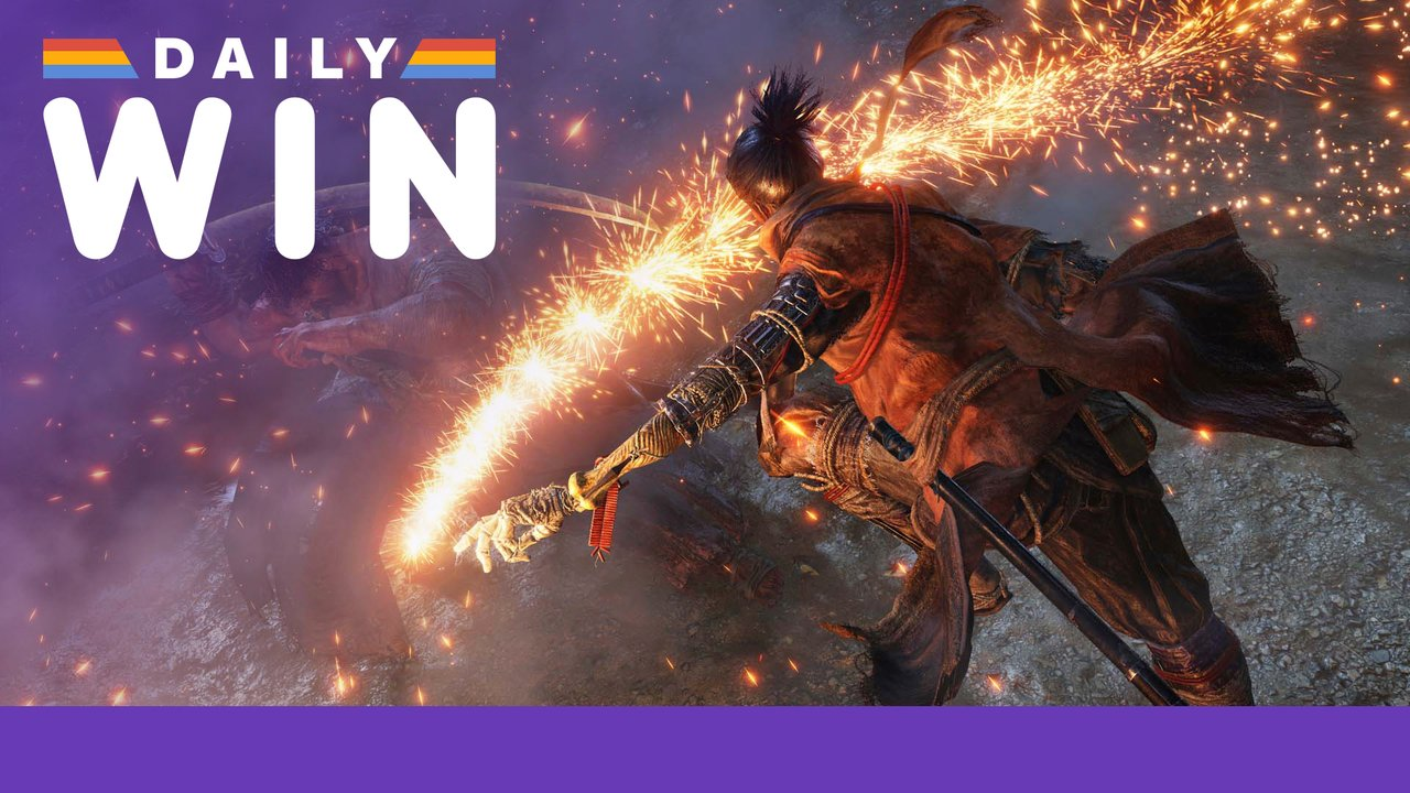 Daily Win: Enter for a Chance to Win Sekiro: Shadows Die Twice for Xbox One