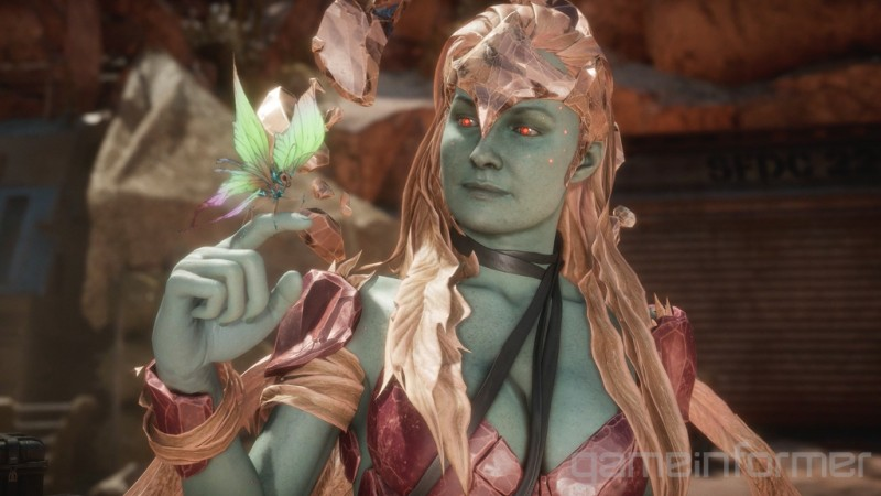 Exclusive Breakdown Of Cetrion's Moves In Mortal Kombat 11