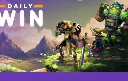 Daily Win: Free Switch Game – Enter for a Chance to Win SteamWorld Quest for Nintendo Switch
