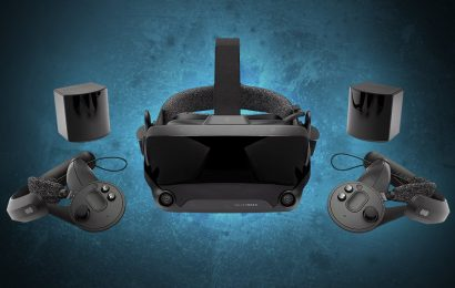 Valve's Index VR Headset Revealed