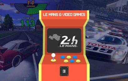 Here's What Over 40 Years of Le Mans and Gaming Looks Like