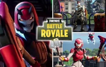 Fortnite season 9 Battle Pass rewards: Starter skins, Battle Bundle bonus, tier 100 reveal