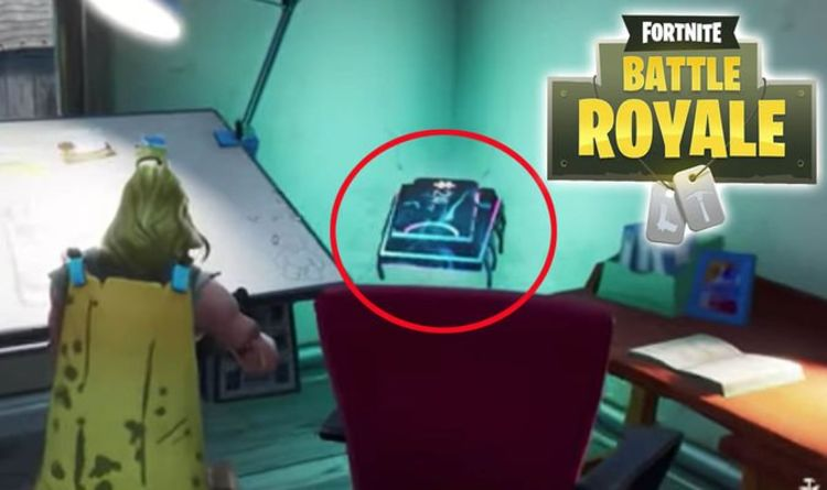 Fortbytes Fortnite: Map locations for Fortbytes REVEALED, how Fortbytes challenges work