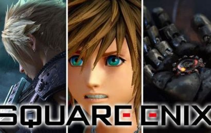 Square Enix news: Final Fantasy 7 Remake and Avengers release update, Kingdom Hearts 3 DLC
