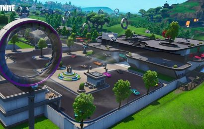 Fortnite Season 9 Map Changes: Neo Tilted, Mega Mall, Dig Site