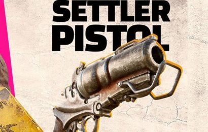 Rage 2 Settler Pistol: How to unlock the pre-order exclusive Settler Pistol?