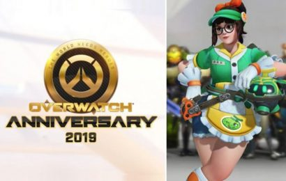 Overwatch Anniversary Skins Leaked: Mei Legendary Skin revealed ahead of event start time